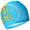 Детские очки шапка для плавания супер пловец