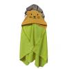 Полотенце с капюшоном уголок львенок