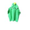 полотенце пончо акула