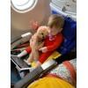Гамак в самолет mini коты