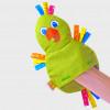 Игрушки с вишневыми косточками попугай