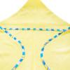 Полотенце уголок Жёлтое