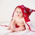 Детские полотенца - уголок