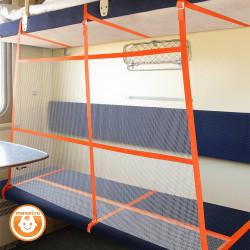 Бортик в поезд БИГ 150 см
