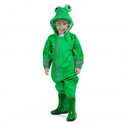 Дождевик зелёный