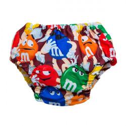 Подгузники для бассейна M&M'S