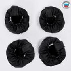 Чехлы для колес детской коляски диаметр 12 см