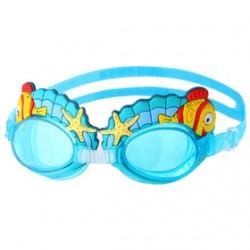 Очки для бассейна детские ракушка