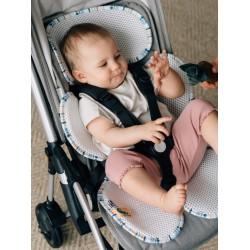 Детский  матрас в коляску  дышащий Leokid Classic