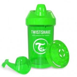 Детский поильник Twistshake Crawler Cup зеленый