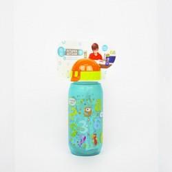 Детская бутылочка с трубочкой цифры