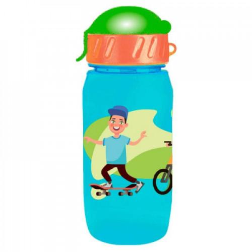 Бутылка с трубочкой СПОРТ