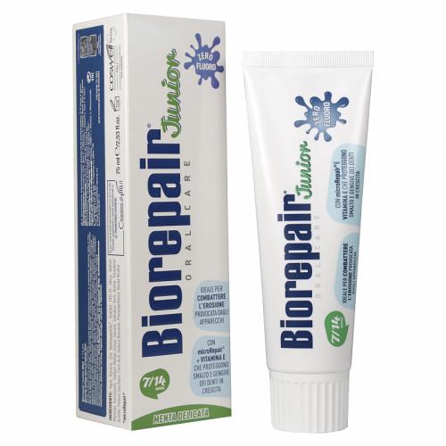 Детская зубная паста от 7 до 14 лет