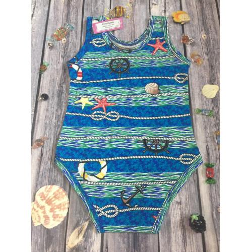 Купальник детский Морской