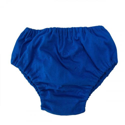 Подгузники для бассейна тёмно синие