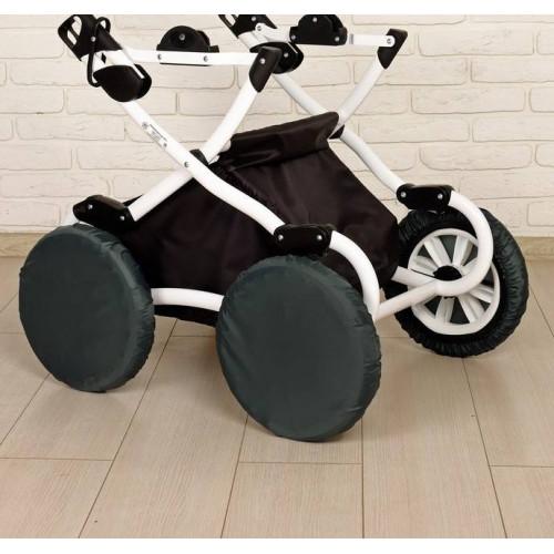 Чехлы для колес коляски 32 см