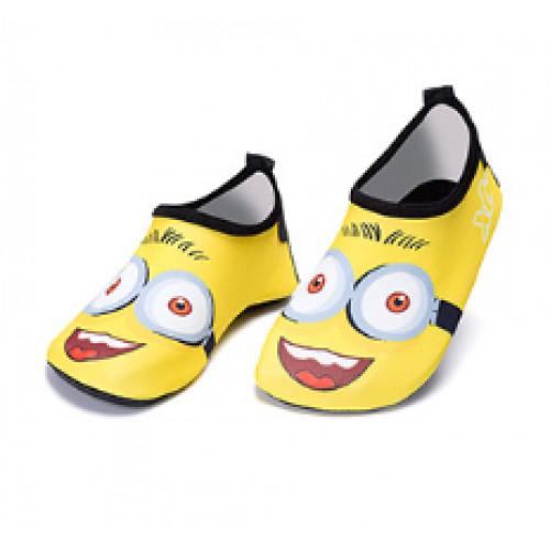 Обувь для бассейна пляжа миньон аквашузы