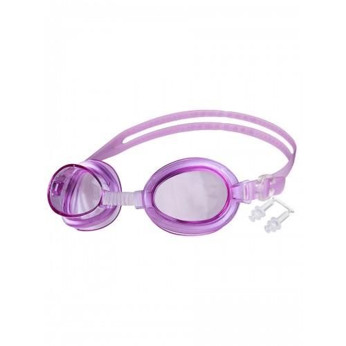 Очки для бассейна фиолетовые
