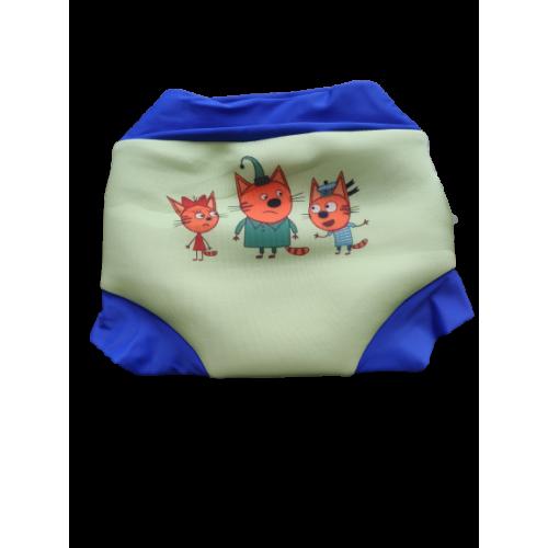 Акваподгузники для плавания три кота