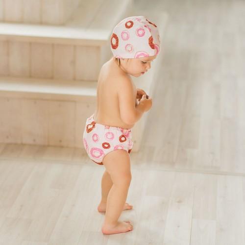 Подгузники для бассейна пончики